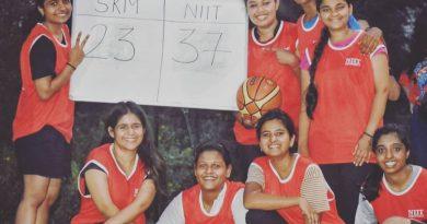 Inter-University Basketball Match