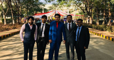 NU Wins the B-Plan Showcase Competition at IBS, Hyderabad
